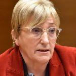 Ana Barceló, elegida de nuevo como consejera de Sanidad en la Comunidad Valenciana