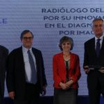 Eduardo Fraile es nombrado radiólogo del año por su innovación en el diagnóstico por imagen
