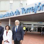 Comunidad de Madrid | El Hospital de Torrejón de Ardoz incorpora un mamógrafo digital en 3D