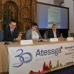 El pasado sábado nuestro presidente, José Joaquín Durán, participó en las Jornadas Gallegas de Técnicos Superiores Sanitarios, organizadas por ATESSGA