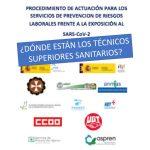 DENUNCIAMOS  LOS PROTOCOLOS Y PROCEDIMIENTOS  COVID 19 DEJANDO EXPUESTOS TSS