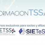 Nuevos cursos exclusivos para socios de SETSS a partir del día 16 de marzo en la web FormaciónTSS