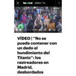 REPORTAJE SOBRE RASTREOS EN LA COMUNIDAD DE MADRID