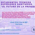 #DEBATETSS: JUEVES, 20 DE MAYO A LAS 19:30H. ESTUDIANTES TSS. EL FUTURO DE LA PROFESIÓN