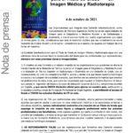 Nota de prensa de la Comisión Interinstitucional para el Título de Grado en Imagen Médica y Radioterapia